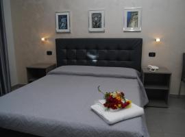 La Dimora, hotel in zona Stazione metropolitana Galatea, Catania