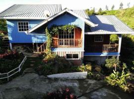 OYO 90195 Anjung Rehat Jamsari, hotel in Ranau