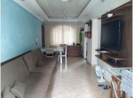 Apartamento Praia Grande Ocean (beira mar), room in São Caetano do Sul