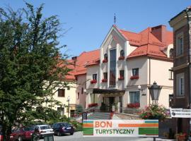 Hotel Basztowy – hotel w mieście Sandomierz