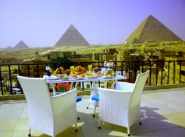 Golden Pyramids Inn