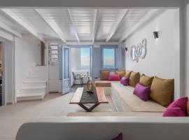 Sole d'oro Luxury Suites, hotel v destinaci Oia