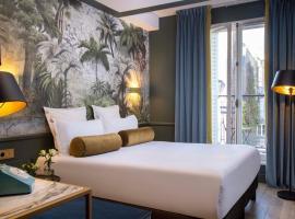 Les Jardins Du Luxembourg, hotel in Paris City Center, Paris