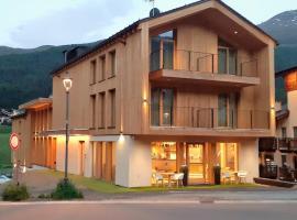 Livì Hotel, hotel poblíž významného místa Amerikan, Livigno