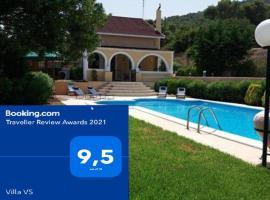 Villa VS, ξενοδοχείο κοντά σε Ναός Αγίου Νεκταρίου, Βαθύ