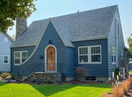 Boise Tudor Home with Game Room, 1 5 Mi to Dtwn, vacation rental in Boise