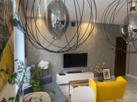 Apartament Centrum- Art&Design, apartment in Konin