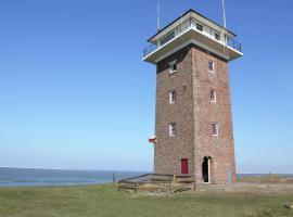 Heritage Coast Guard Station Holiday Home in Huisduinen, hotel near Lighthouse Den Helder, Huisduinen