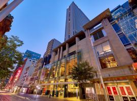 Hilton Sydney, spa hotel in Sydney