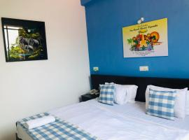 Sea Beach Resort, hotel en Negombo