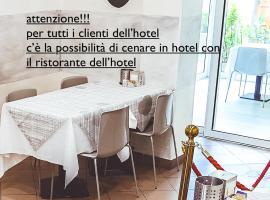 Hotel City, hotell i Chivasso