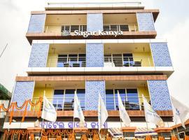 Hotel Sagar Kanya International, hotel with pools in Puri