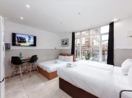 Argyle Apart Hotel, hotel near Emirates Stadium, London