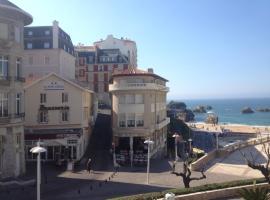Le Petit Hôtel, hôtel à Biarritz près de: Villa Belza