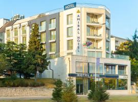 Amiral Hotel (former Best Western Park Hotel), hotel in Varna City