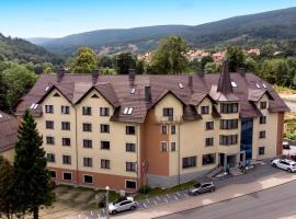 Krasicki Hotel Resort & Spa, hotel in Świeradów-Zdrój