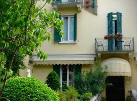 Hotel Giglio, hotel a Salsomaggiore Terme