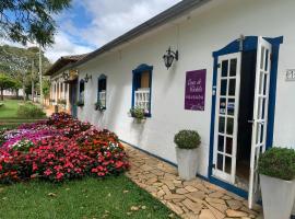 Casa de Violeta Pousada, hotel em Tiradentes