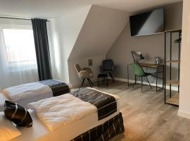 Apartment City Apart | contactless check-in, Budget-Hotel in Hannover