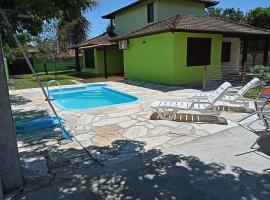 3 Quartos - Piscina perto da Praia, vacation home in Búzios