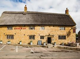 The George Inn, hotel in Barford Saint Michael