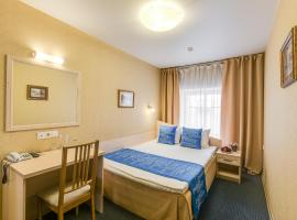 Travelto Central, hotel near Ploshchad Vosstaniya Metro Station, Saint Petersburg