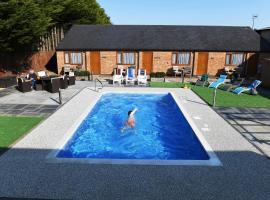 Spanhoe Lodge, hotel in Harringworth