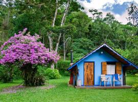 Pousada Colher de Chá, guest house in Visconde De Maua