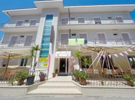Albergo Donatella, hotel near Bellaria Igea Marina Station, Bellaria-Igea Marina