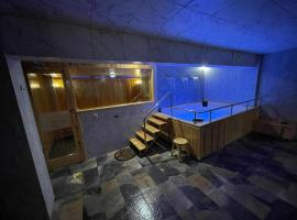 Hotel Plaza Tacna Sauna & Spa, hotel en Tacna