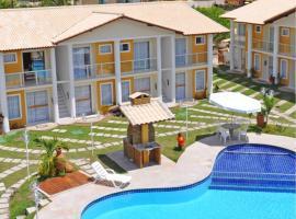 Residencial Mont Hebron - Tonziro, serviced apartment in Porto Seguro