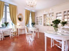 Les Quatre Dauphins, hôtel à Aix-en-Provence