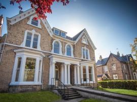 Kingston Villas Serviced Apartments - Hull Serviced Apartments HSA, hotel in Hull