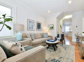 The Ashmont Guest House, B&B in Boston