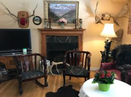 Holiday Lodge Bed and Breakfast, hotel near Banff Park Museum, Banff