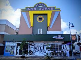 Hotel San Jorge, отель в Сан-Хуане