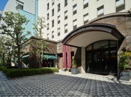Mitsui Garden Hotel Osaka Yodoyabashi, hotel in Osaka