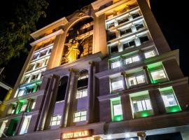 Hotel 360, hotel near Sawai ManSingh Medical College, Jaipur