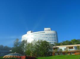 Shin Furano Prince Hotel, hotel di Furano