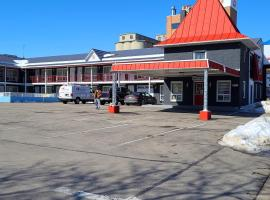 Choice Inn by the falls, budget hotel in Niagara Falls