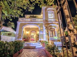 Hotel Boutique Castillo Ines Maria, hotel in Cartagena de Indias