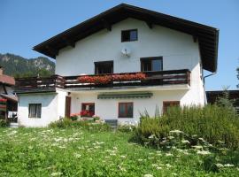 Haus Antlinger, Ferienwohnung in Reutte