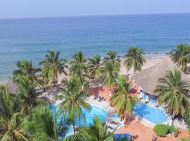 AFRICA QUEEN SOMONE, hotel en Somone