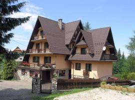 Willa Mery, homestay in Zakopane