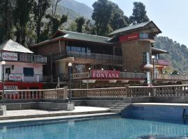 Hotel Fontana, hotel in Dharamshala