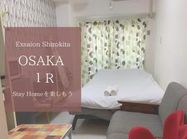 Exsaison Shirokita 205, hotel in Osaka
