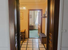 Irina Apartman, hotel poblíž významného místa Balaton Museum, Keszthely