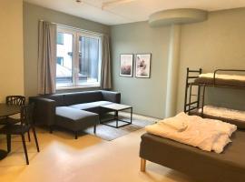 Anker Apartment – Grünerløkka, Ferienwohnung in Oslo