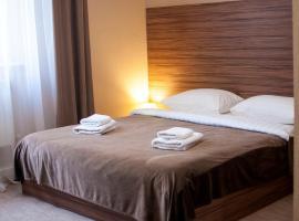 Атлантида Отель, отель в Ессентуках