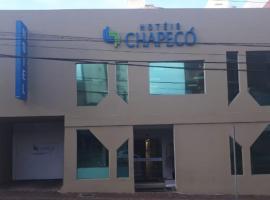 Hotel Chapeco Center, hotel em Chapecó